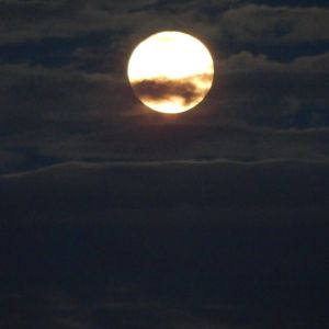 Flinders moon