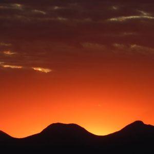 Flinders sun