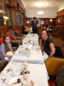 English Tea @ Brown's Hotel