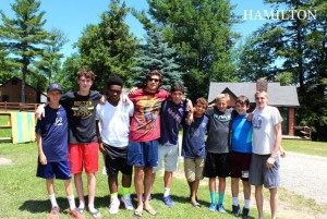 Senior Cabin: Hamilton